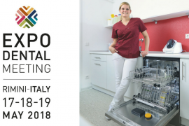 Miele Professional all'Expo Dental Meeting di Rimini